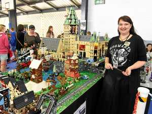 Maryborough Lego Brick Event