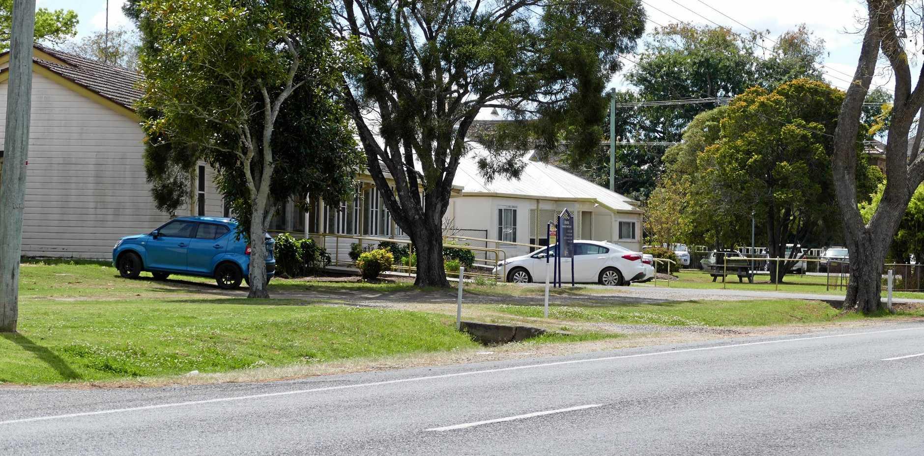 The Aruma buildings which house Grafton Community Health and the Aruma Dental Clinic.