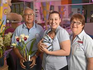 Boost for premie babies' special care nursery