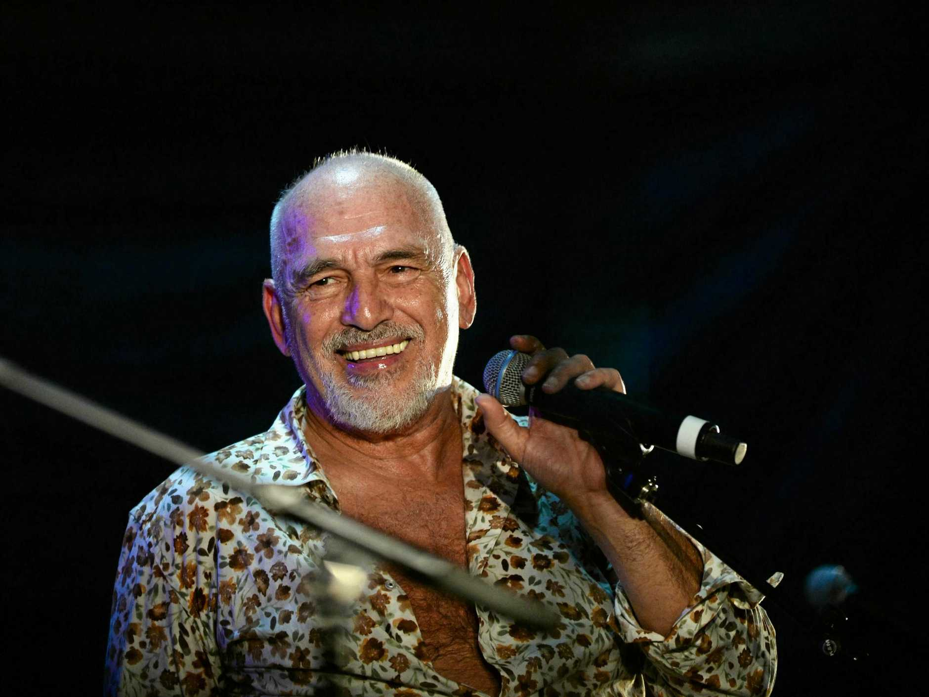 HEADLINERS: Joe Camilleri and The Black Sorrows are set to headline the Agnes Water Blues, Roots and Rock Festival.