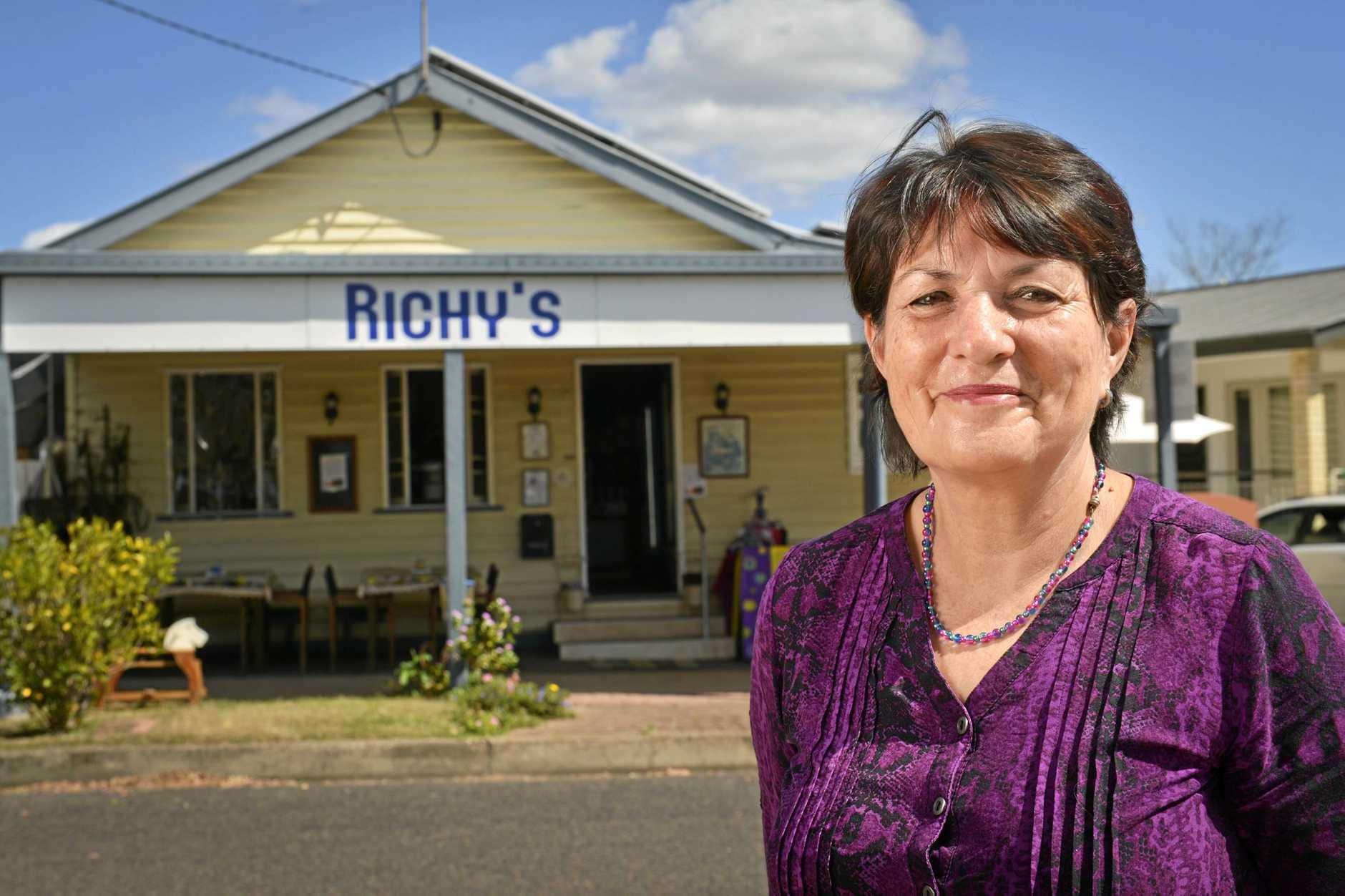 Ailsa Andersen of Richy's.