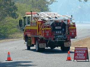 Crews defeat blaze in North Rockhampton