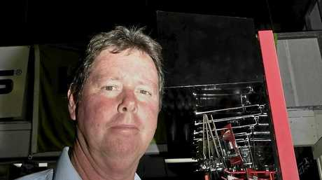 Queensland Bike and 4WD owned by Ray Morrissy was broken into over the weekend.