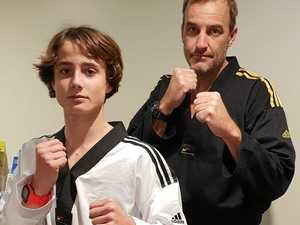 Youth fight to national taekwondo glory