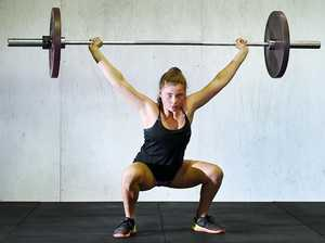 How a Hervey Bay teenager became a Crossfit world champion
