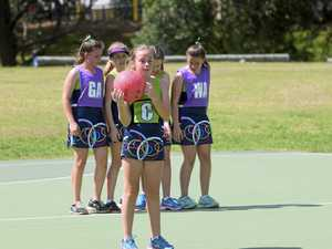 GNA GRAND FINALS: Junior grand final action
