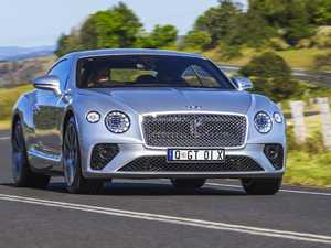 ROAD TEST: The first new Bentley Continental GT in years