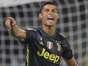 Tears to cheers: Ronaldo buries Champions League nightmare