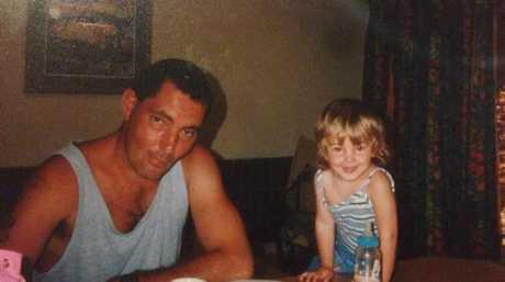 Hylton Miller and his daughter Jaime Miller.