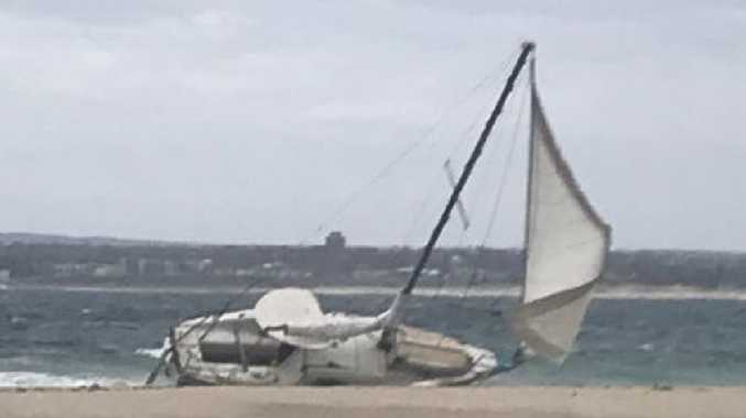 Queensland sailor killed after yacht capsized
