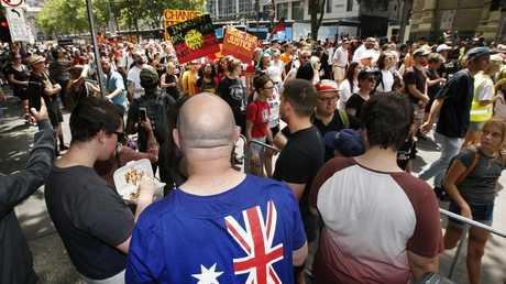 Invasion Day rallies have been held around Australia.
