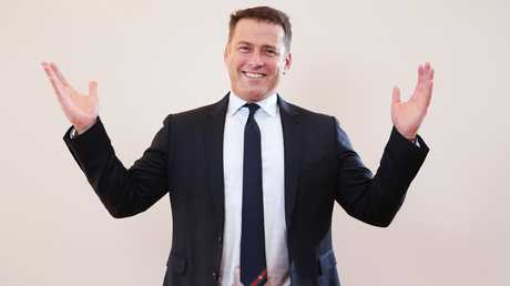 Karl Stefanovic could do no wrong once upon a time and was an expert at swapping between breakfast larrikin and serious newsman.