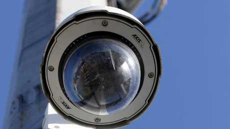 The council has bought a $30,000 mobile CCTV camera trailer.
