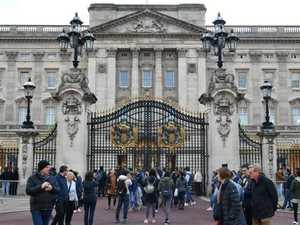 Armed intruder arrested at Buckingham Palace