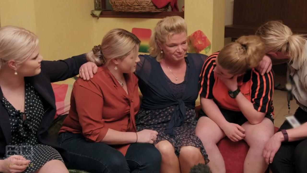 A mother to four daughters, Dr Alida Lancee is willing to risk everything because she believes Australia's stance on euthanasia needs to change. Picture: Channel 9