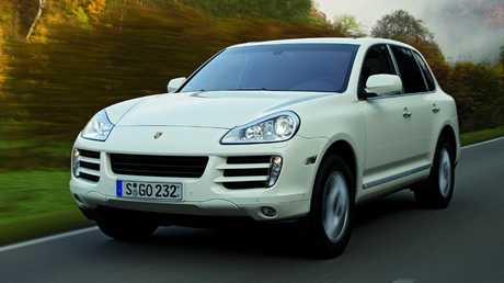 The original Porsche Cayenne diesel was released in 2009. Picture: Supplied.
