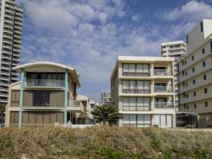 Wagner's beachfront apartment may have 50 neighbours