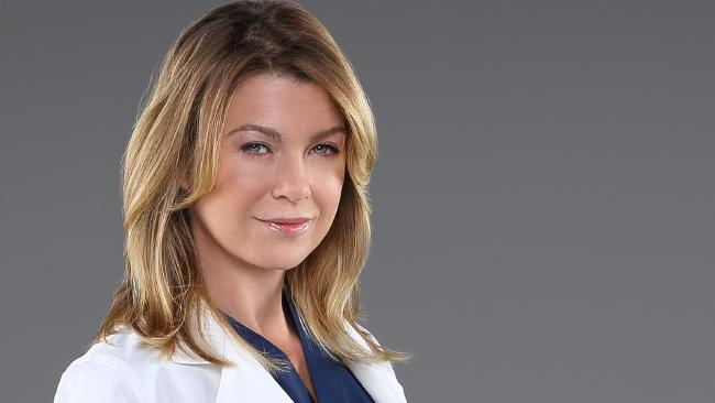 Grey's Anatomy star Ellen Pompeo. Picture: Supplied