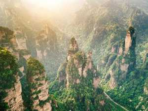 The real-life Avatar world you have to see