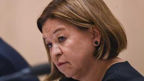 Former ABC managing director Michelle Guthrie. Picture: AAP