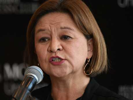 ABC Managing Director Michelle Guthrie has left the national broadcaster. Picture: AAP