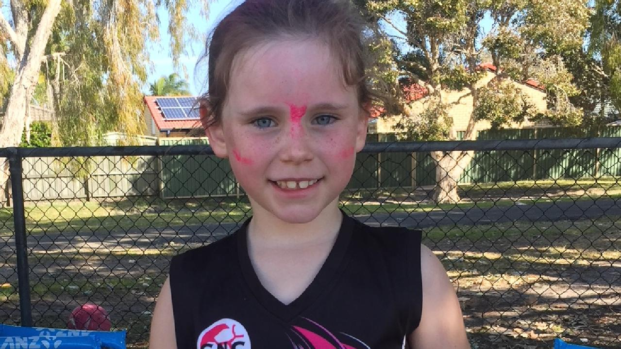 Eight Years old Gold Coast Girl Olivia Douglas killed in car accident on her way to Netball championships