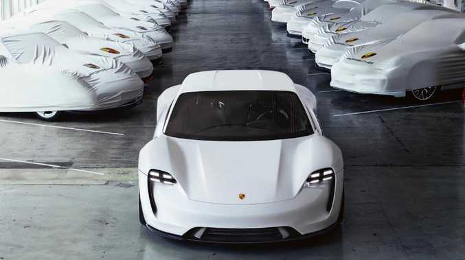 Porsche is preparing for an electric future. Picture: Supplied.