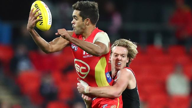 Jack Martin averaged 18 disposals in 2018. Pic: Getty Images