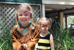The Sunshine Coast Playgroup Hub at Mons in Buderim is holding its annual Dress Up Day event on 23 October and is inviting families to dress up and have fun!