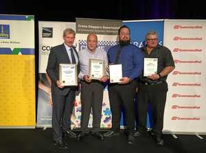 Steffens recognised for his tireless efforts