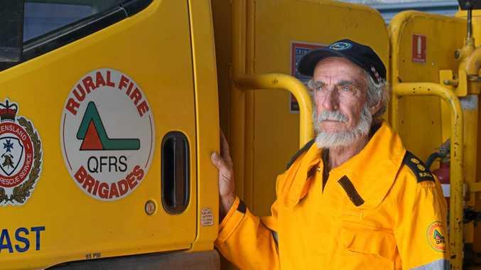 WOOLOOGA FIRE: 'Like nothing seen before in Queensland'