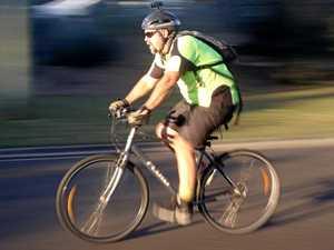 Weyba cyclist to do Gold Coast run