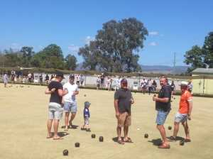 Fun day of bowls supporting farmers