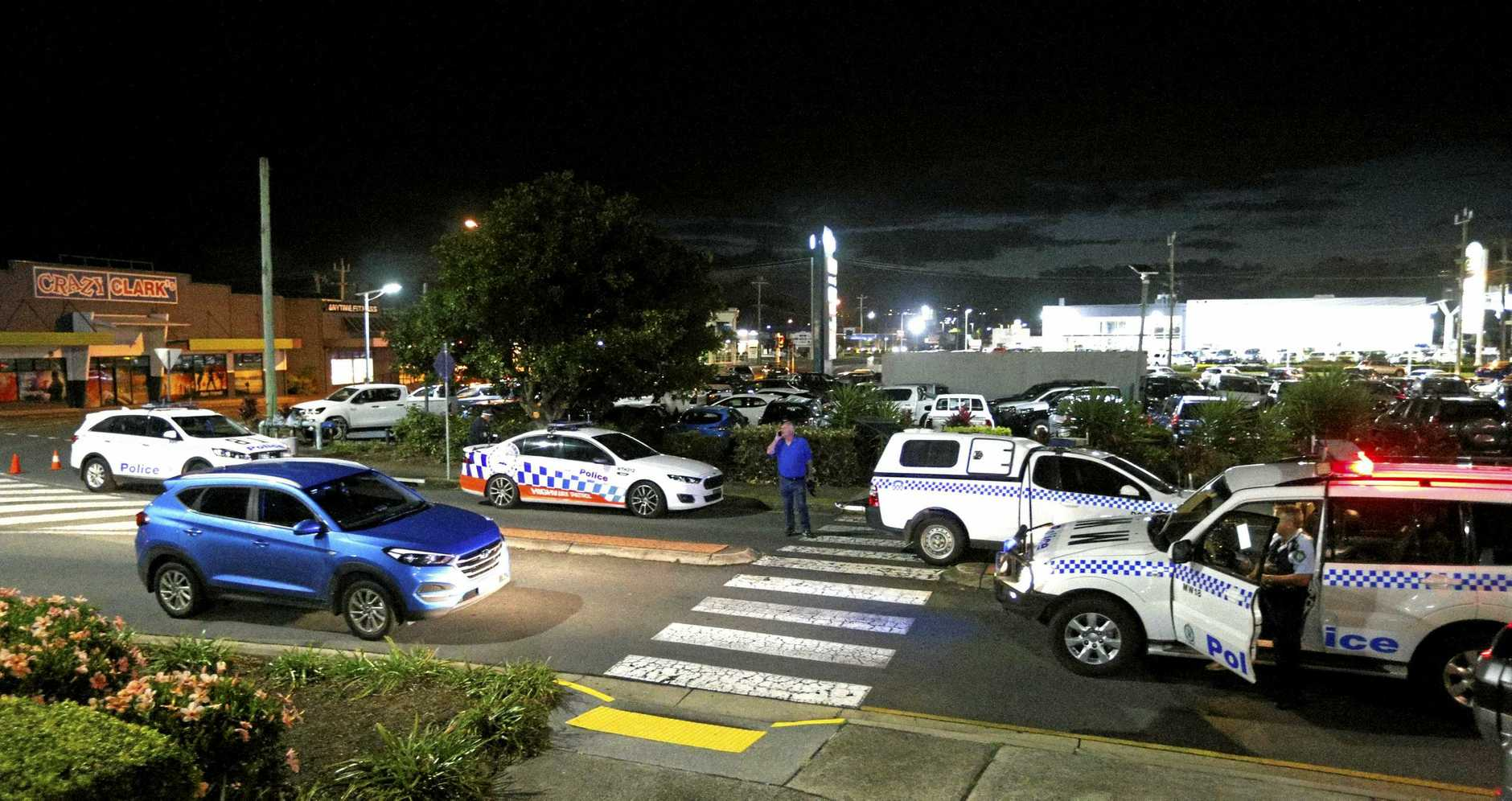 Fourth teen arrested after dramatic shopping centre lockdown | Tweed