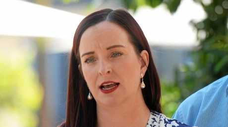 Keppel MP, Brittany Lauga, says planning is under way for Rockhampton's ice rehabilitation and detox centre.