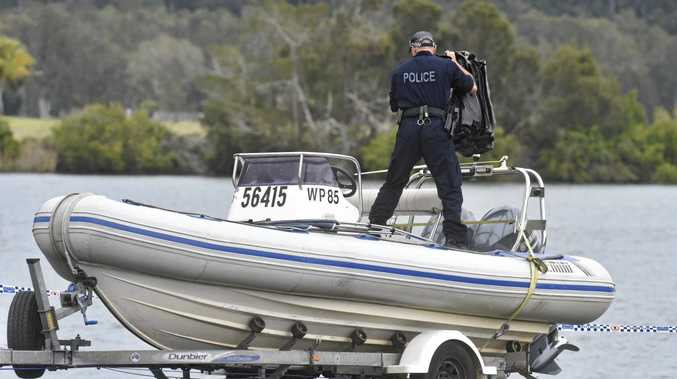 VIDEO: Police divers search for missing car