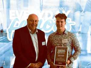 Awards a humbling experience for Lucas
