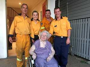Tweed firies receive unusual callout