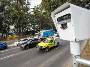 REVEALED: New red light speed camera for busy intersection