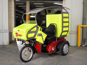 Postie bikes get possible upgrade