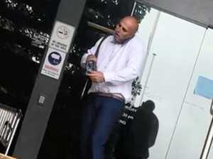 Businessman blames $44k car rollover on wife