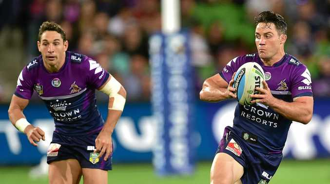 Former teammates Billy Slater and Cooper Cronk have dominated headlines this week, and not for the reasons we would like.