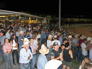 NO VACANCY: Rooms fill up following rodeo demand