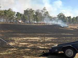 Woolooga fire was no disaster, says state