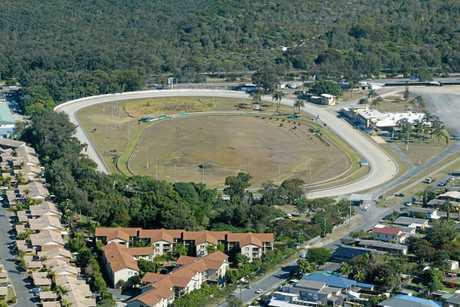 Historic images of Border Park raceway.
