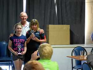 Mundubbera junior tennis presentation