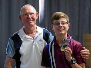PHOTO GALLERY: Mundubbera Junior Tennis awards