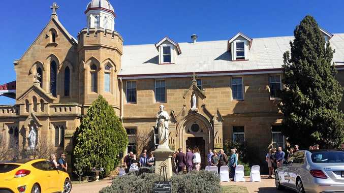 Historic religious school hosts its first same sex marriage