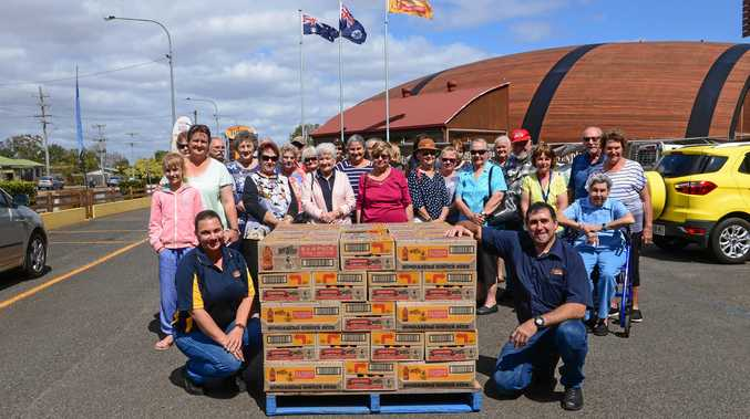 Fifty locals win a case of ginger beer