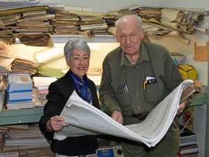 Veteran businessman says farewell after five decades